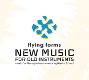 [New Music for Old Instruments cover]